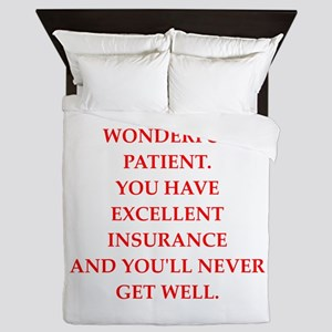 patient Queen Duvet