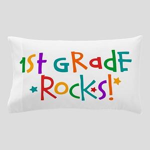 1st Grade Rocks Pillow Case