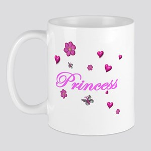 princesslogo2 Mugs