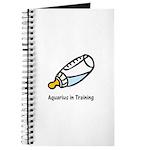 Aquarius in Training (Journal)