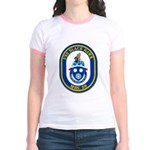 USS BLACK HAWK Jr. Ringer T-Shirt