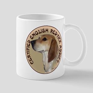 redtick addict Mug