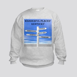 Kentucky Kids Sweatshirt