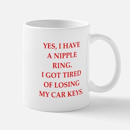 ring Mugs