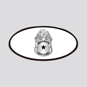Gov - Security Officer Badge Patches