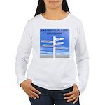 Mississippi Women's Long Sleeve T-Shirt