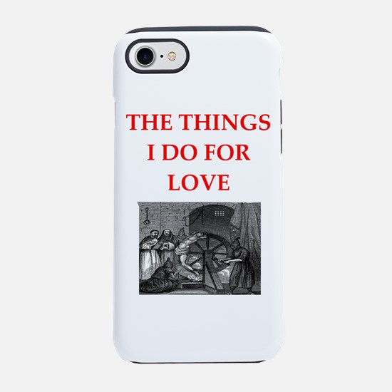 things iPhone 7 Tough Case