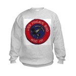 USS FRIGATE BIRD Kids Sweatshirt
