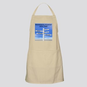 New York BBQ Apron