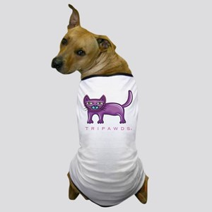 Tripawds Three Legged Cat Dog T-Shirt