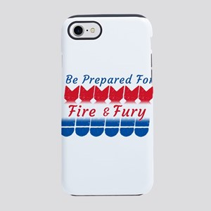 North Korea Conflict | Fire an iPhone 7 Tough Case