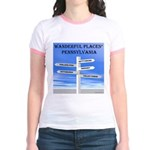 Pennsylvania Jr. Ringer T-Shirt