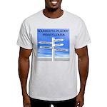 Pennsylvania Ash Grey T-Shirt