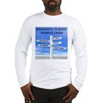 Pennsylvania Long Sleeve T-Shirt
