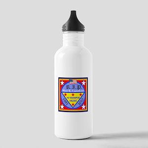 RIP Badge 6397 Water Bottle