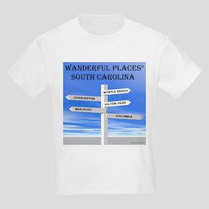 South Carolina Kids T-Shirt