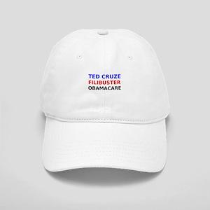 Ted Cruze Filibuster ObamaCare Baseball Cap