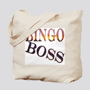 Bingo Boss Engrave MT Tote Bag