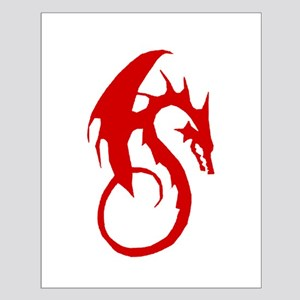Red Dragon Small Poster