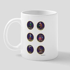 Multiple Awards Mug