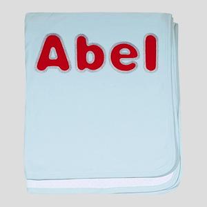 Abel Santa Fur baby blanket