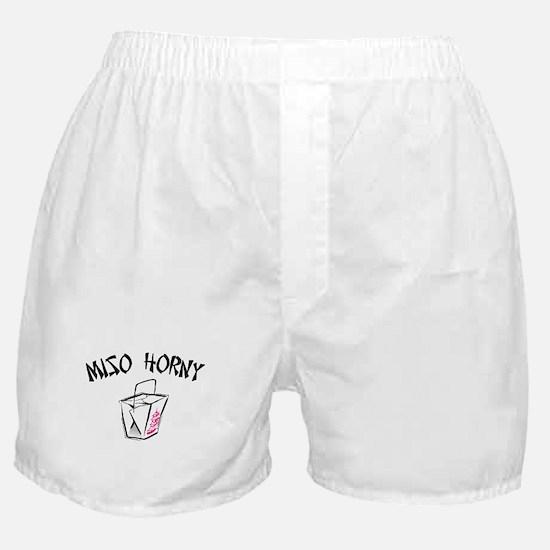 Miso Horny Boxer Shorts