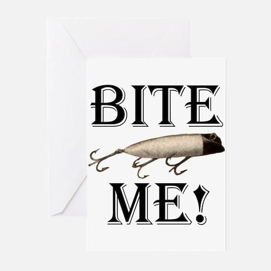 BITE ME! Greeting Cards (Pk of 10)