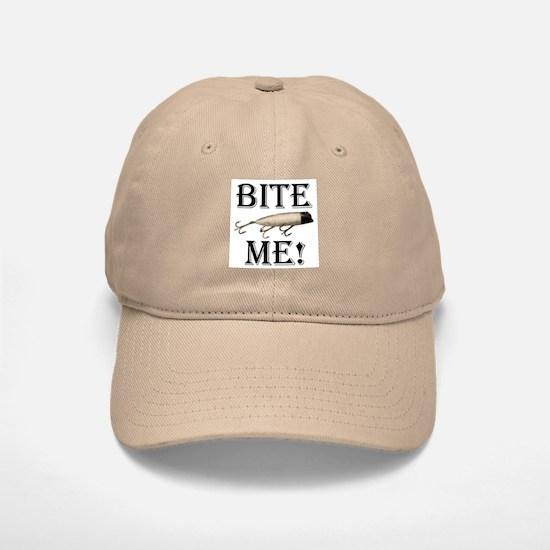 BITE ME! Baseball Baseball Cap