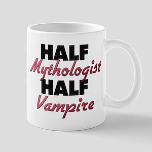 Half Mythologist Half Vampire Mugs