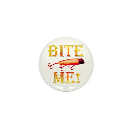Bite Me! Mini Button (100 pack)