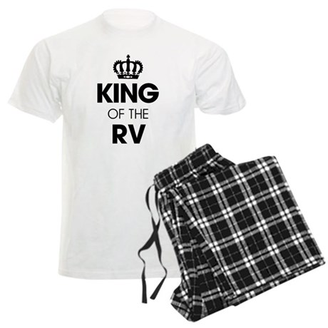 King of the RV Men's Light Pajamas