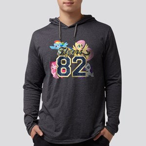 My Little Pony Flyers 82 Mens Hooded Shirt