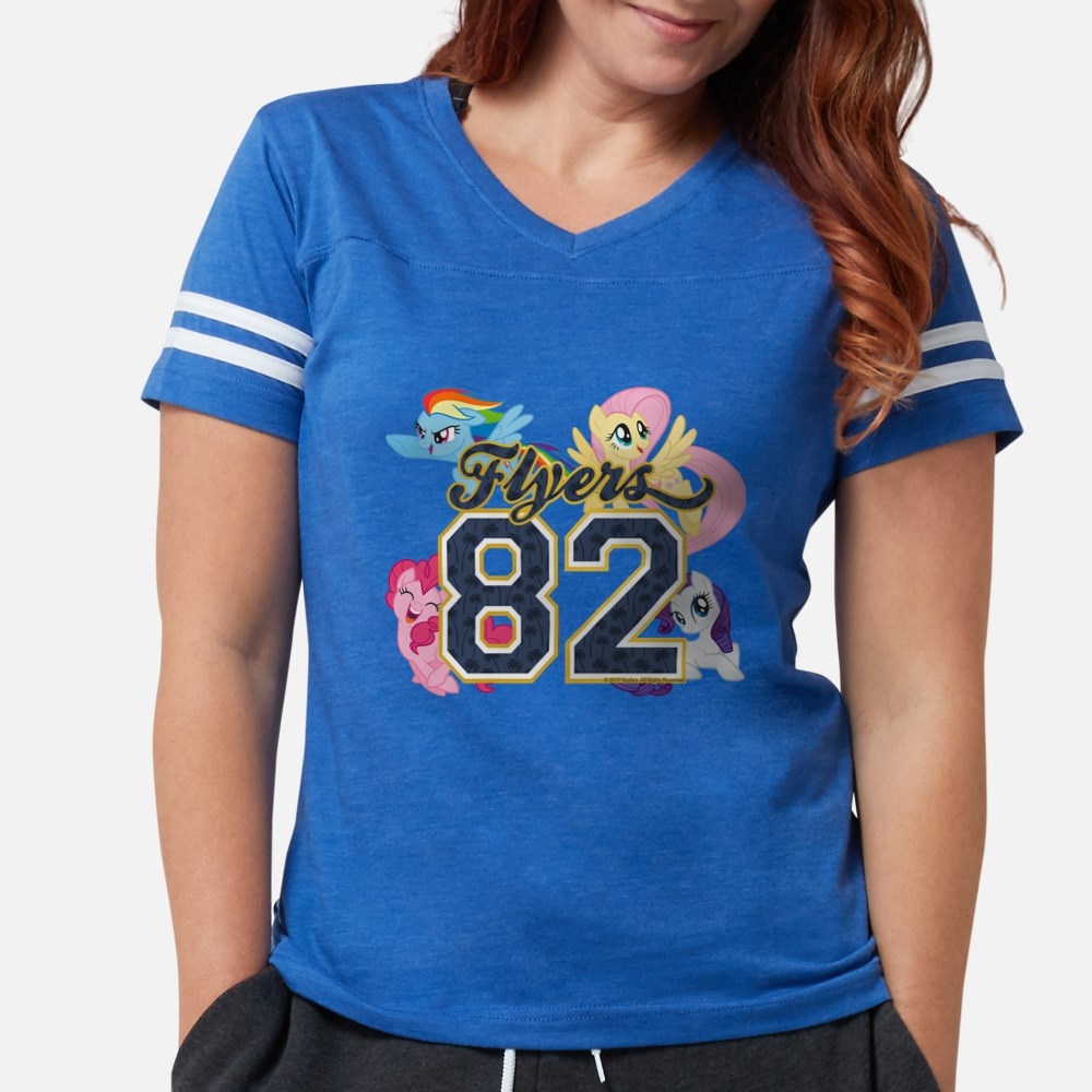 My Little Pony Flyer 82 Football Shirt