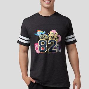 My Little Pony Flyers 82 Mens Football Shirt