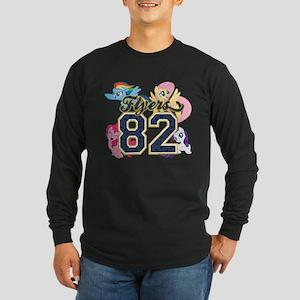 My Little Pony Flyers 82 Long Sleeve Dark T-Shirt