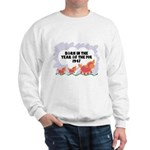 1947 Year Of The Pig Sweatshirt