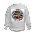 USS LORIKEET Kids Sweatshirt