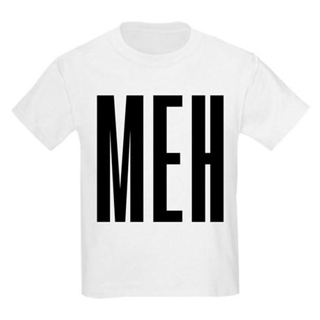 Meh Kids Light T-Shirt