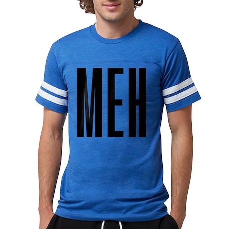 Meh Mens Football Shirt