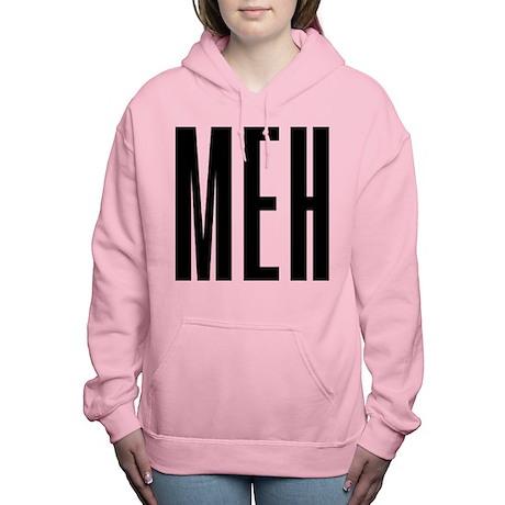 Meh Women's Hooded Sweatshirt
