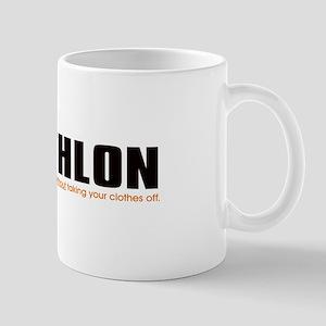 """""""Triathlon Fun"""" Mug"""