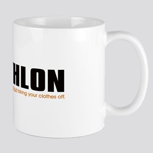 """Triathlon Fun"" Mug"