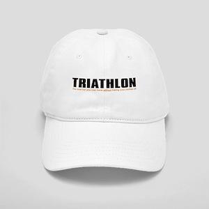 """""""Triathlon Fun"""" Cap"""