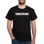 """Triathlon Fun"" Dark T-Shirt"