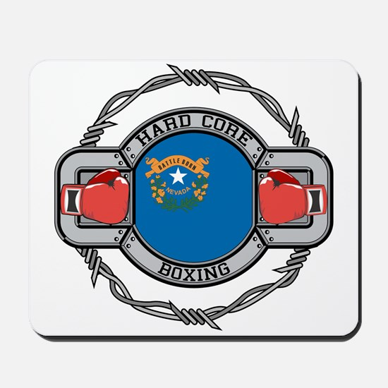 Nevada Boxing Mousepad
