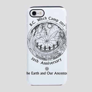 BC Witch Camp 2017 iPhone 7 Tough Case