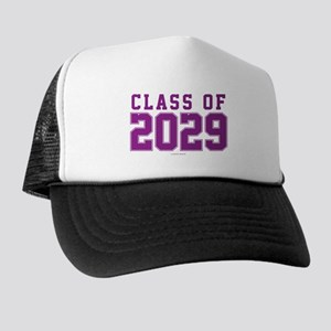 Class of 2029 Trucker Hat