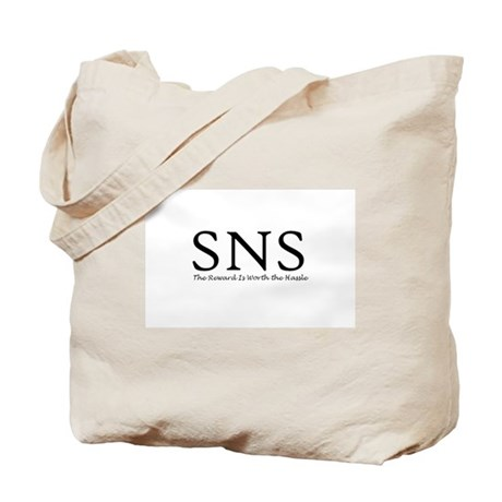 SNS Tote Bag