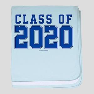 Class of 2020 baby blanket