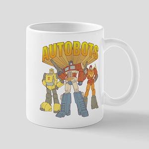 Transformers Autobots 11 oz Ceramic Mug